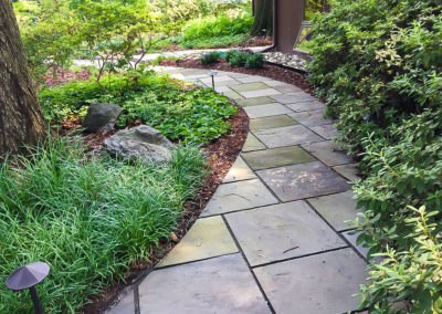 Paver Path Design